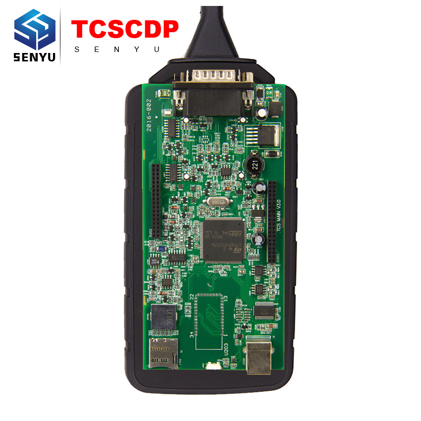 Цена за V5.008.R2 TCS CDP Pro диагностический инструмент для автомобилей/грузовиков без Bluetooth 2015. R3 tcscdp Pro 2014. R2 с TCS основной V3.0 зеленый pcb