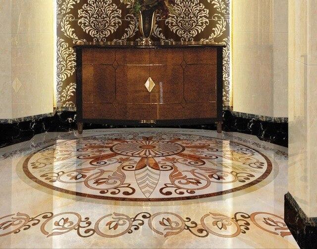 Home decoration floor 3d wallpaper floor pattern marble 3d floor art home decoration floor 3d wallpaper floor pattern marble 3d floor art murals for living room bathroom tyukafo