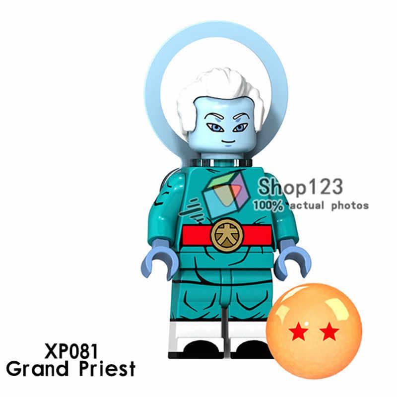 7 Звездные шары мяч Дракон аниме Dragon Ball Z Action Grand Priest Goku tien shinhan Игрушки Друзья