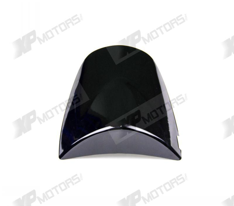 New  ABS Plastic Black Rear Seat Cover Fairing Cowl For Kawasaki Ninja ZX6R 2003 2004 Z750/Z100 2003 2004 2005 2006 мяч футбольный larsen kicker run размер 5