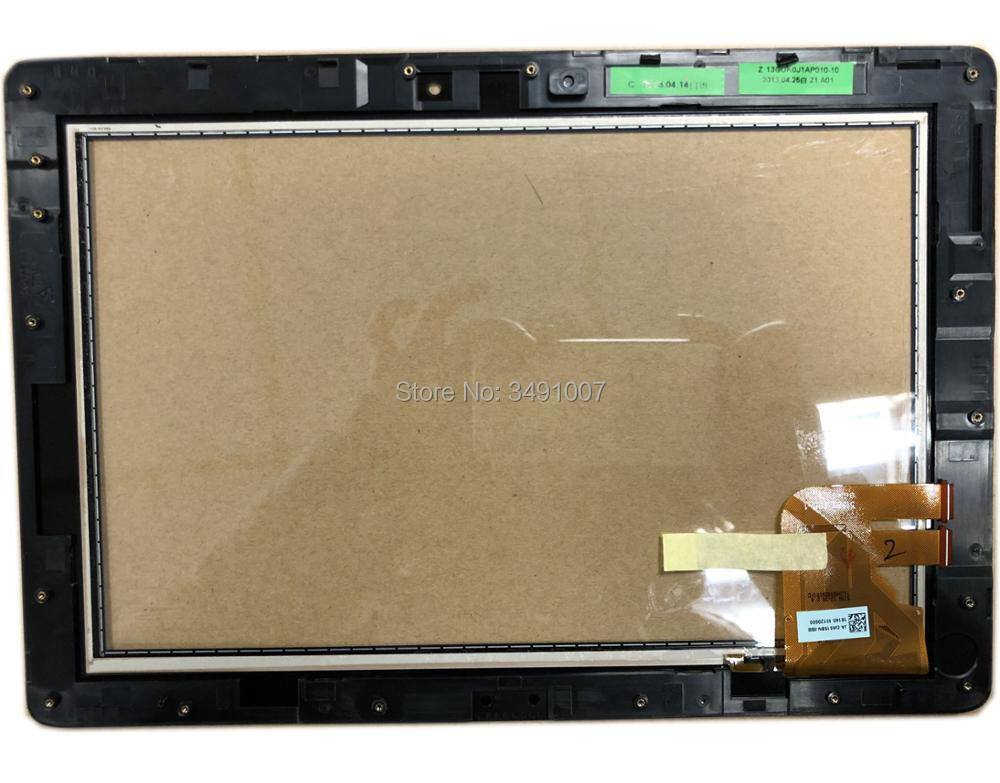 5158N FPC-1 Touch Screen Digitizer Glass with Frame For ASUS Pad TF300TG JA-DA5158N-IBB blackhawk tactical gun holster level 3 holster glock with flashlight pistol holster