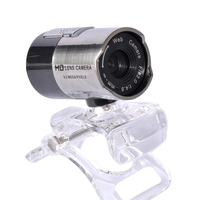 Hot Selling Brand ANC Webcam HD Web Camera With Microphone 1 5M USB Cable For Laptop