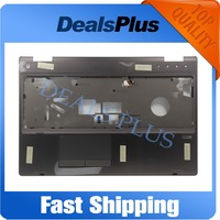Replacement New C Shell For HP For ProBook 6560B Palmrest Top Case Cover with Touchpad 641205 001