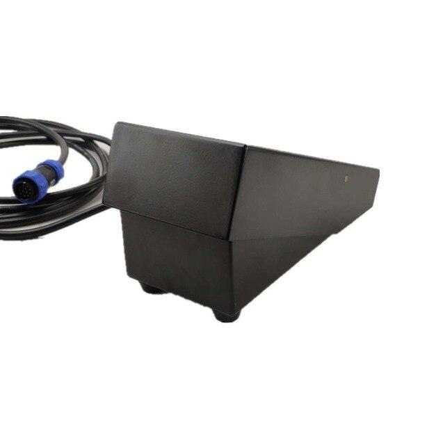 Tig Xung AC DC Inverter Từ Xa Hiện Tại Bộ Điều Khiển 12pin Không Khí Ổ Cắm Dây Dài 3.2M Hàn Tig Chân bàn Đạp