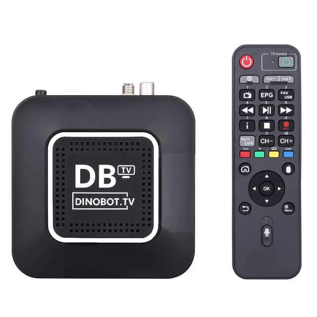 AndroidTV/Enigma2 dual boot U5 Mini Hybrid Hi3798CV200 4K HDR 2GB/16GB Smart TV Box E2 OPENATV
