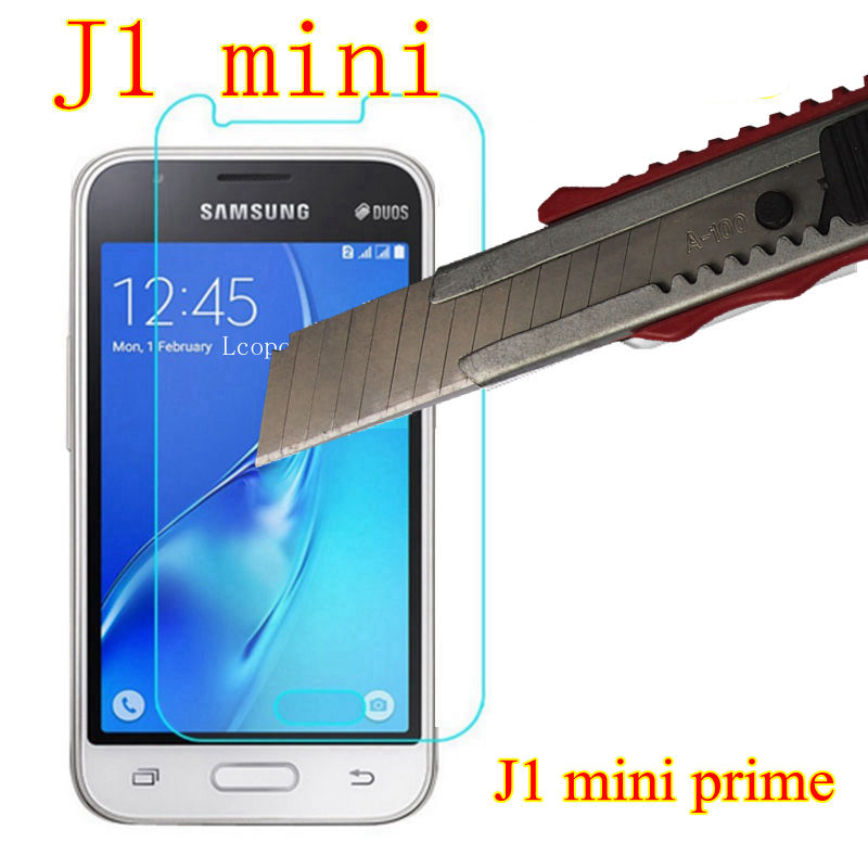 Tempered Glass fOr Samsung J1 mini prime GLAS SKLO Screen Protector film fOr samsung SM-J105F J105Y J105B J105M J105 J105H J105F
