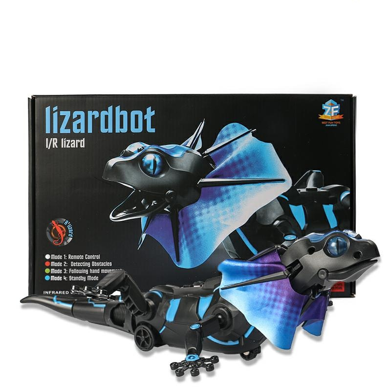 Children remote control simulation lizard infrared realistic electric remote control simulation of animal toys цена 2017