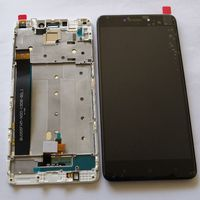 MTK Helio X20 Version For Xiaomi Redmi Note 4 Lcd Display Touch Screen Digitizer Frame Full
