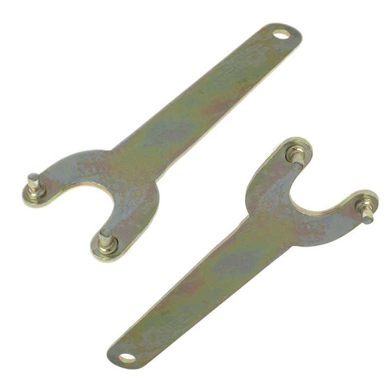 Profesional Angle Grinder 2 Pin Spa Nner Kunci 115 Mm Cocok untuk Kebanyakan Grinders30mm Pin Lebar Angle Grinder Kunci Pas