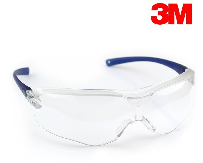 цена на 3M 10434 Safety Glasses Shock resistant Transparent Goggles Anti Dust Glasses Anti-wind Anti Sand Protective Eyewear LT011