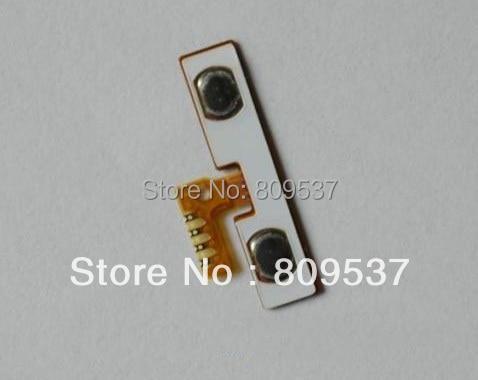 For Galaxy S2 I9100 Genuine Volume Key Ribbon Flex Cable 10pcs/lot