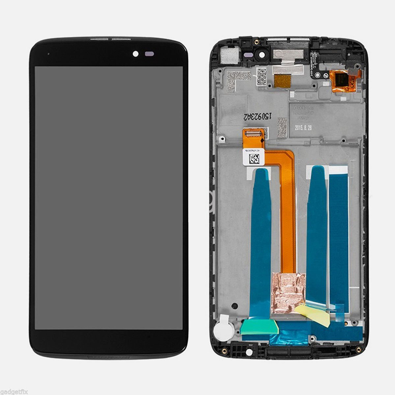 5.5 LCD Display Digitizer For Alcatel One Touch Idol 3 6045 OT6045 lcd Touch Screen Assemblely Black