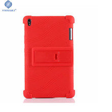 Soft Case For Lenovo P8 Tab3 8 plus TB-8703F 8.0 inch Tablet Case Silicone Stand Cover For Lenovo Tab 3 8PLUS P8 Tablet Case цена в Москве и Питере