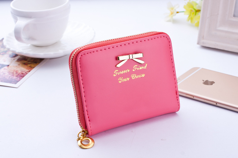 New Women Fashion Leather Small Wallet Card Holder Zip Coin Purse Clutch Handbag H-009 фильтр для воды новая вода od310