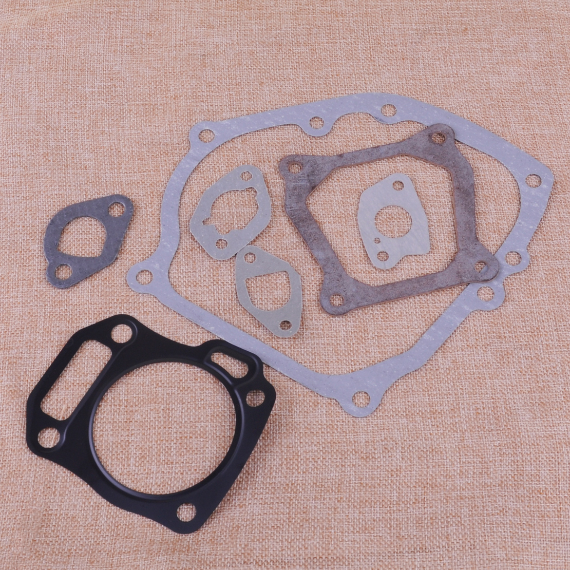 LETAOSK Gasoline Generator Gasket Kit Fits For Honda GX160 5.5HP GX200 6.5HP China 168F 168FA 168FB Gasoline Engine Generator