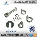 Para BMW série 3 E46 da porta bloqueio Barrel Kit de reparo do cilindro esquerda / direita 318 320 323 325 328 330 335 M3 1998 - 2005 OE 51218244049