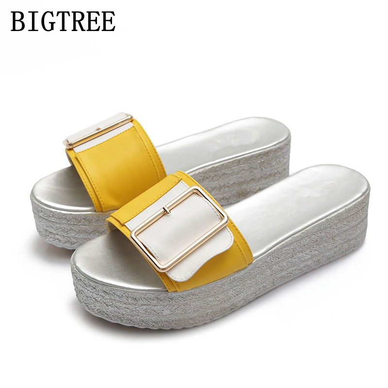 2017 Fashion Wedges Platform Women Sandals High Heels Women Casual Shoes Summer Open Toe e toy word summer platform wedges women sandals antiskid high heels shoes string beads open toe female slippers