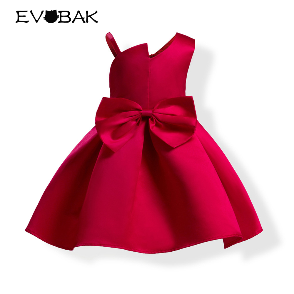 Girls Dress 3-10 Years Wedding Party Princess Christmas Dresses For Girl Children Costume Cotton Cute Summer Kids Girls Clothing