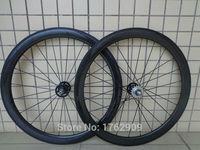 1 pair New 700C 50mm Pista fixed gear bicicleta aro tubular 3 K UD 12 K fibra de carbono total de bicicleta rodado 20.5 23mm de largura Livre grátis|bike wheelset|50mm tubular rim|tubular rim -
