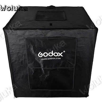 Godox LST40cm фотобокс светодиодное освещение для студий небольшой Фотографическая световая коробка мини-Фотостудия простой фотобокс с мягким светом лайтбокс CD50 T03