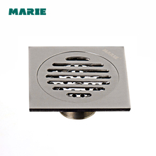 Drains bathroom floor drain shower cover antique brass