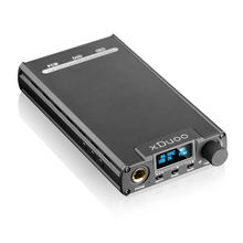 New arrival XDuoo XD 05 Portable Audio DAC & Headphone AMP support native DSD decoding 32bit/384khz with HD OLED display