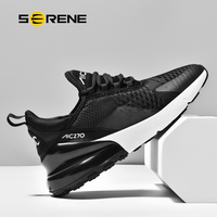 Serene New Men Sneakers High Tech Damping Flyknit Breathable Cozy Men Casual Shoes Fashion Zapatillas de Hombre tenis masculino