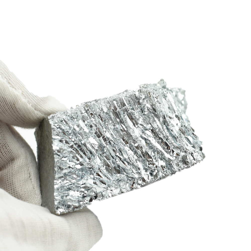 1 KG Zinc 4N Zn Ingot and Grain High Purity 99.99% for Research and Development Element Metal Simple Substance CAS#: 7440-31-51 KG Zinc 4N Zn Ingot and Grain High Purity 99.99% for Research and Development Element Metal Simple Substance CAS#: 7440-31-5