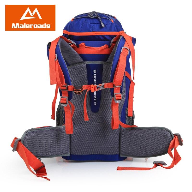 ROCKBROS 24L рюкзак для велоспорта, повседневный Школьный рюкзак, водонепроницаемый рюкзак для велосипеда, Рюкзак Для Путешествий, Походов, Кемп... - 4