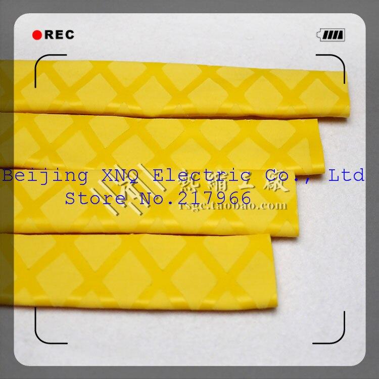 Lauffläche Gelb 15mm Stange Slip Schrumpfen Rohr Schrumpfschlauch Streifen Isolierte Gegen Elektrische Elektronische Bauelemente Und Systeme Freies Verschiffen Elektronische Zubehör & Supplies