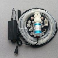 Nuotrilin 40W DC 12V 24v food grade liquid pump Diaphragm Water Pump Self priming 12L/min big flow