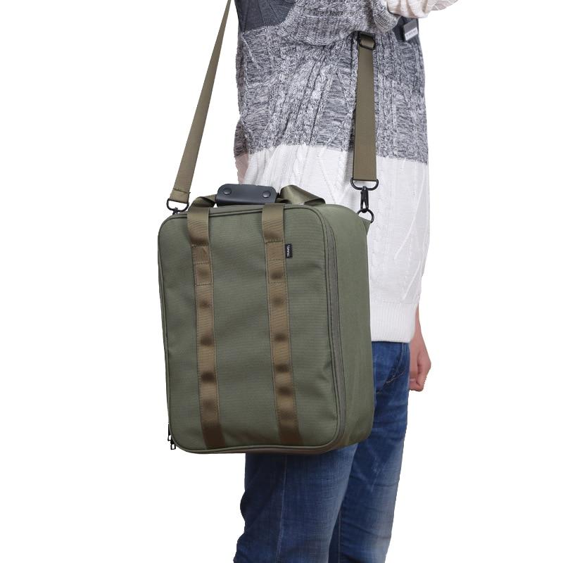 Large Capacity Men Women Nylon Travel Bag Hand Luggage Suitc