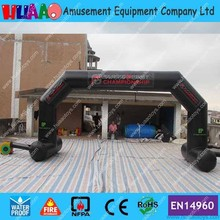 Free shipping PVC Inflatable Arch for sport games(free blower+free logo) free