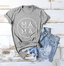 Mama Shirt women fashion mother days gift tumblr grunge aesthetic tee t-shirt