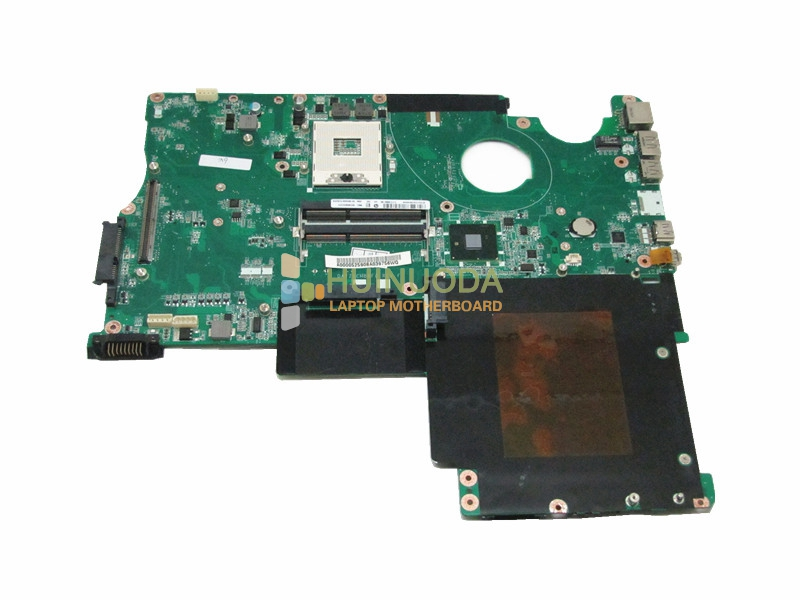 NOKOTION DATZ1CMB8F0 Laptop motherboard for Toshiba satellite X505 X500 main board PM55 ddr3 A000052590