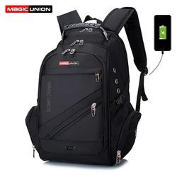 Волшебный союз детей школьные ранцы Рюкзак для мальчика бренд дизайн подростков Best студентов дорожные сумки зарядка через Usb водонепроница