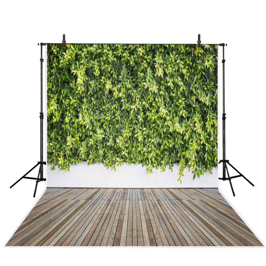 Allenjoy الصورة خلفية القديم حديقة النباتات الخضراء جدار الارض الصلبة حديقة الفناء الخلفي الربيع خلفية الأطفال الاطفال photobooth