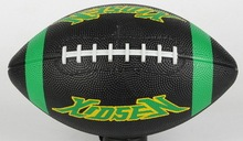 Buy 3 Rugby American For Training Match Outdoor Sport Football Ball Random Color