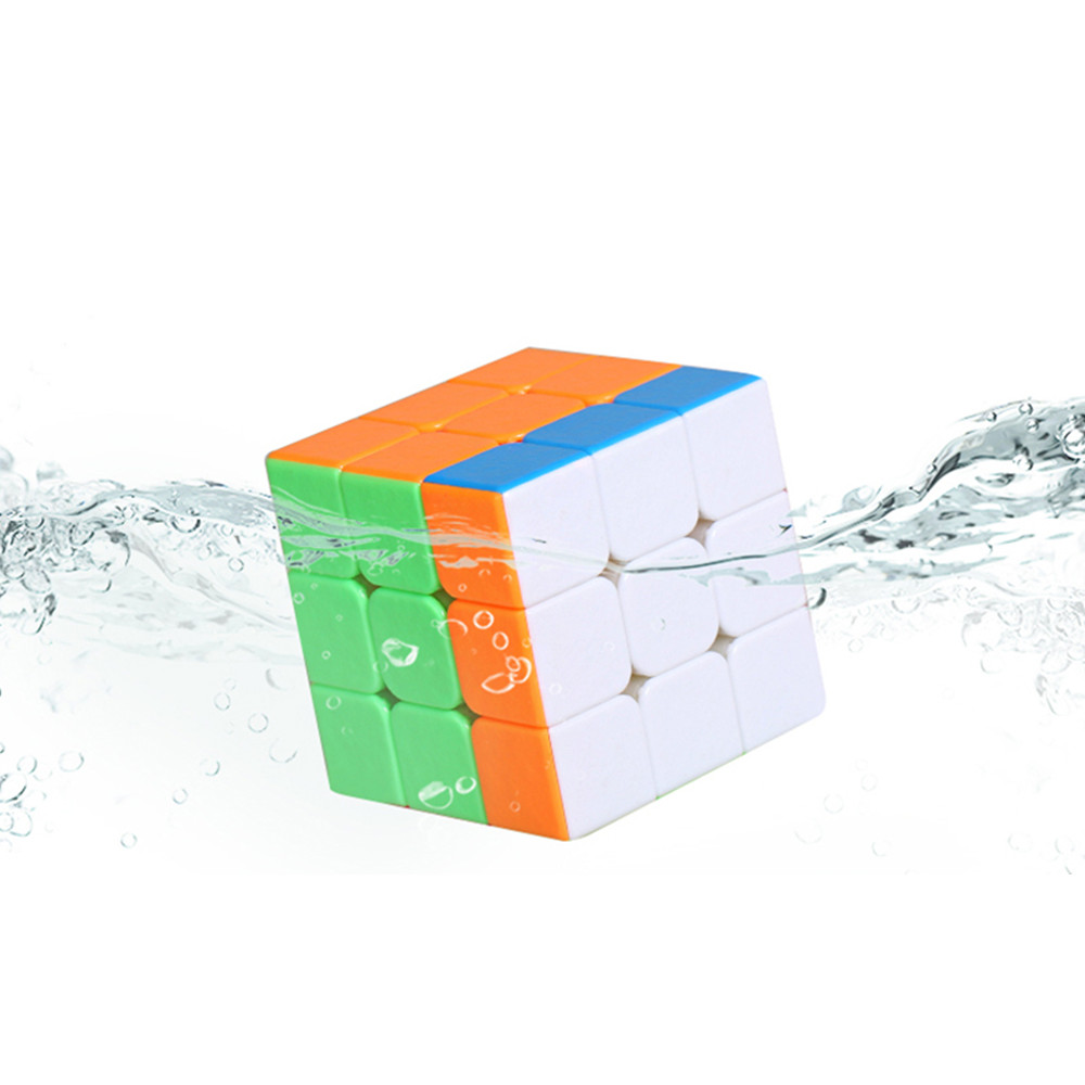 Shengshou 3x3x3 Mr M Magnetic Cube Twisty Puzzle Toy Colorful Stickerless Puzzles For Children Toys