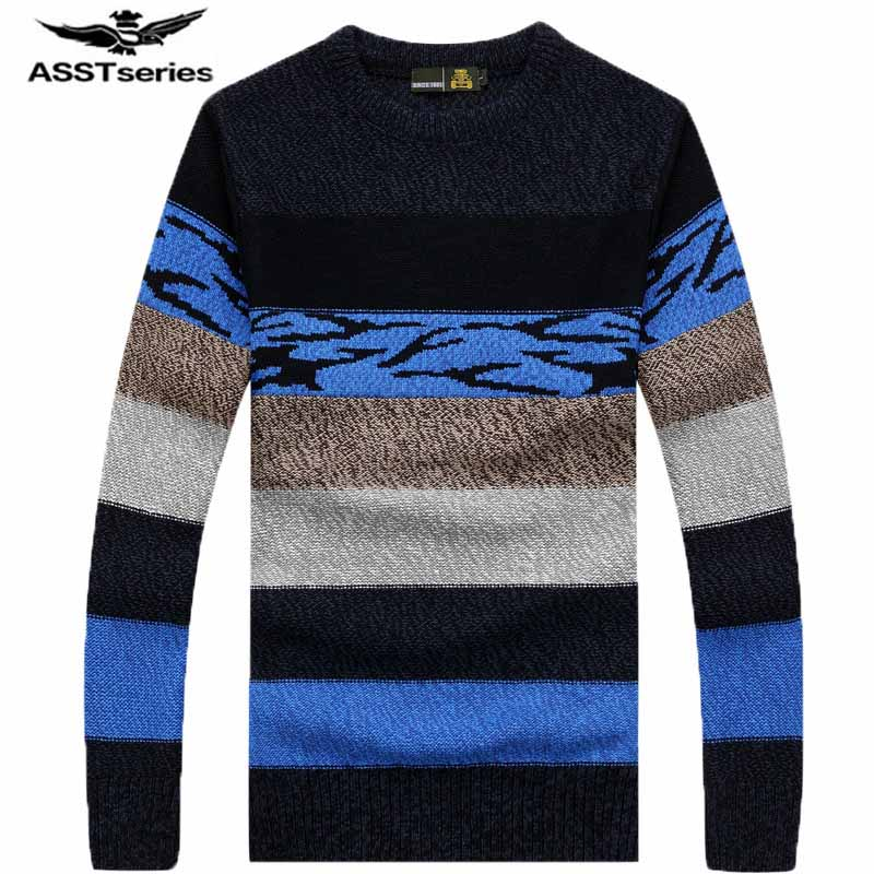 AFS JEEP 2016 autumn and winter new men promotional classic sweater Battlefield Jeep men casual long-sleeved pullover sweater 70