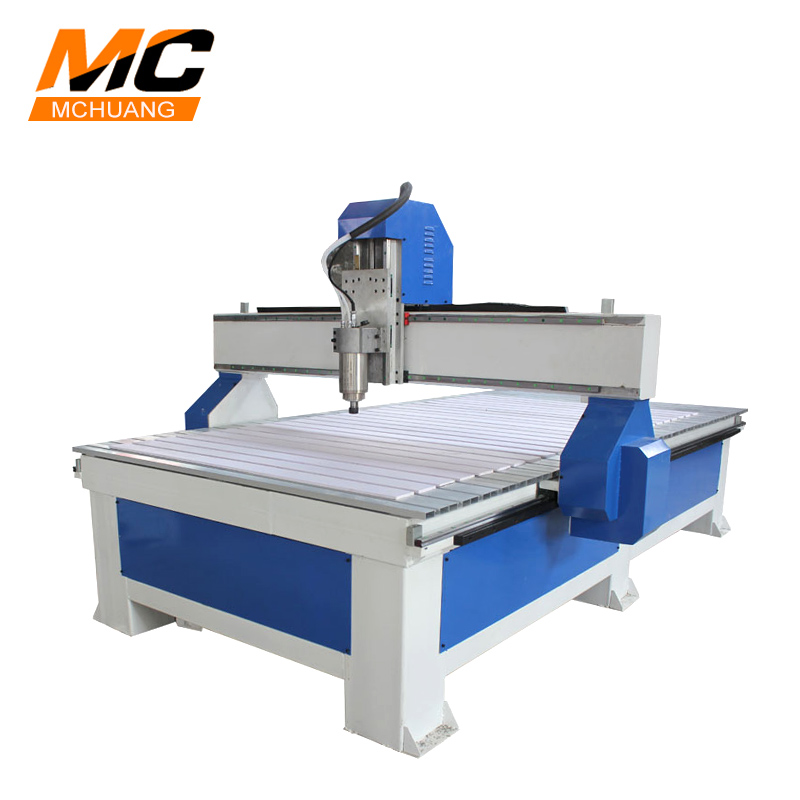 Mchuang Woodworking Machinery1325 5.5kw CNC Cutting Machine, Automatic Electric Tool Milling Machine All Parts Are Made In China