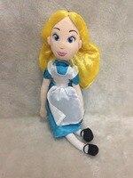 Kid Plush Doll Princess Alice Plush Toy 40cm Limited Version