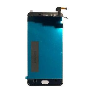 Image 3 - 100% getestet 5,5 FOR zte nubia M2 Lite M2 jugend neue NX573J volle LCD display + touch screen digitizer komponente schwarz weiß