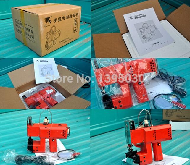 1pc Automatic Tangent Tool Single Needle Thread Chain Stitch Portable Bag Woven Sealing Machine GK9-018 tangent evo e8 sub