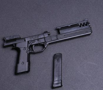 Żołnierz broń Model 1 6 Robocop automatyczne M93R pistolety broń pistolet Model pistolet zabawki dla 12 #8222 figurka gorące prezenty tanie i dobre opinie Unisex Film i telewizja Żywica Wyroby gotowe Zachodnia animiation Żołnierz gotowy produkt Jeden rozmiar 5-7 lat 8-11 lat