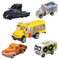Disney Pixar Cars 3 New Arrivals Limited Fritter Miss Lightning McQueen Jackson Storm Diecast Metal Model