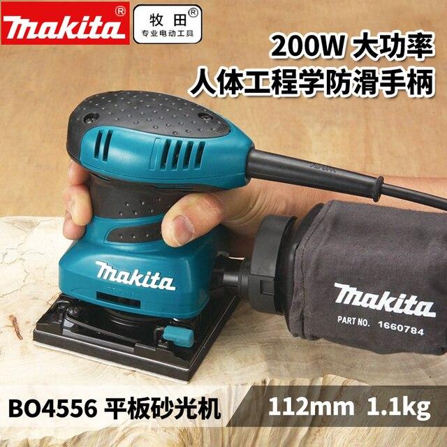 MAKITA BO4510H Sand Machine, Sanding Machine, Furniture, Wood, Paint  Grinding Machine,