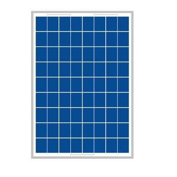 20W 18V Polycrystalline Silicon Solar Battery Panel