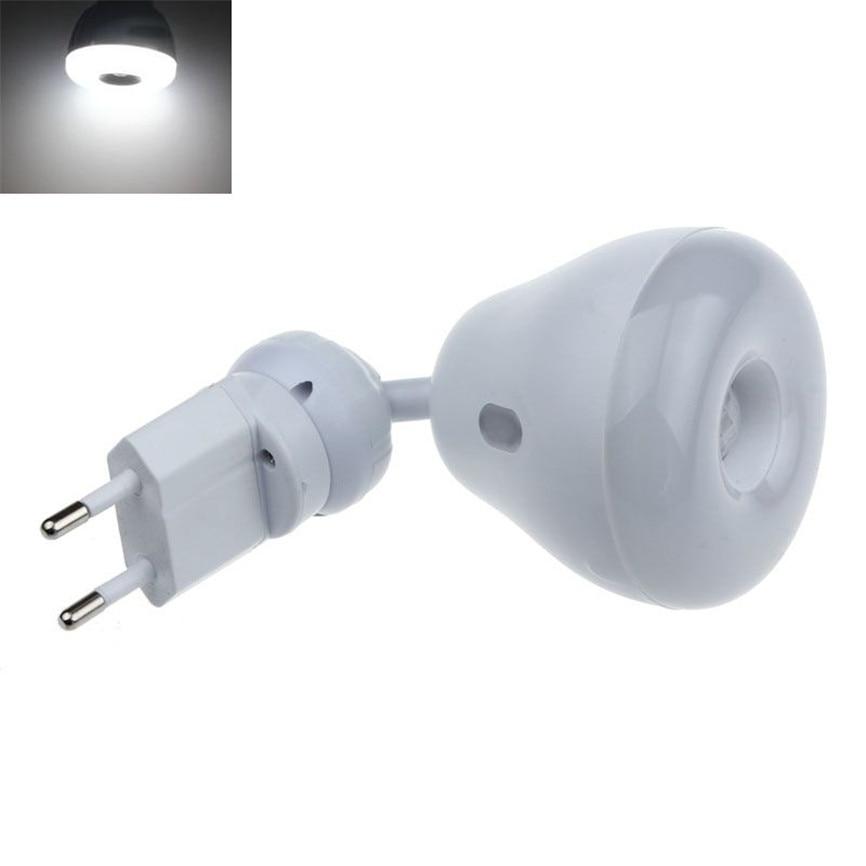 UE Plug AC 110 v 220 v 5 w PIR Capteur Infrarouge Détecteur de Mouvement LED Lumière Ampoule Lampe Cool Blanc dropshipping 0129