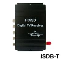 Sinairyu External Car Digital ISDB T TV Box 1 Seg for Brazil Chile Peru South American Countries